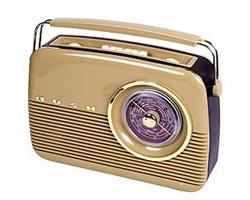 Original BUSH Beach Radio